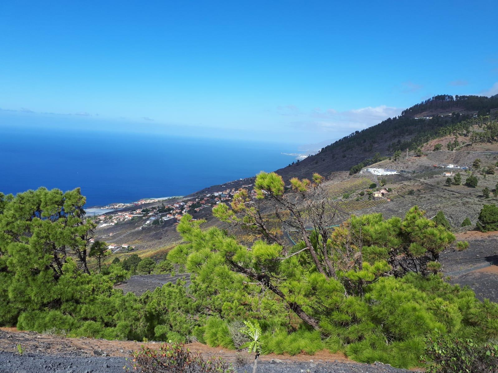 Hiking On Volcanos And Swimming In The Ocean