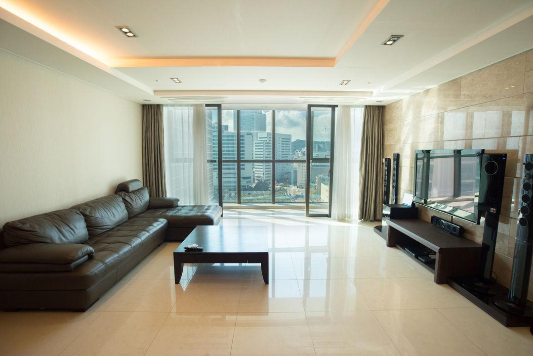 Haeundae Beachfront Family Suite Room  Pale De Cz