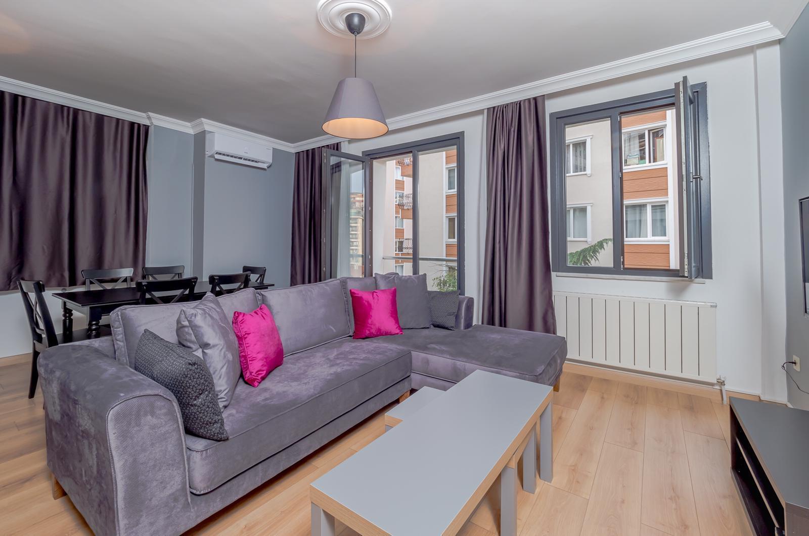 MAS Suites Apartments   3+1 Dublex Apartment Sisli