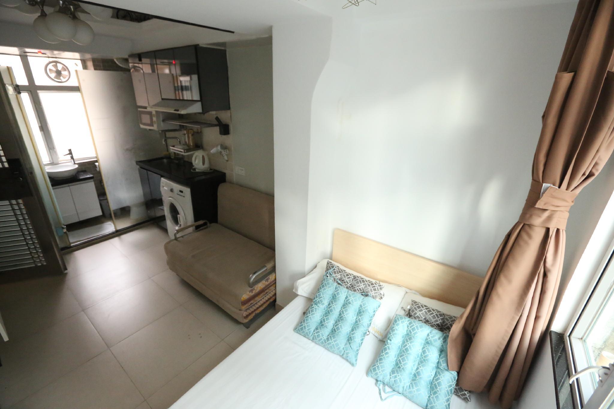 S340B   Mini Lovely Room W T Open Area W T Kitchen