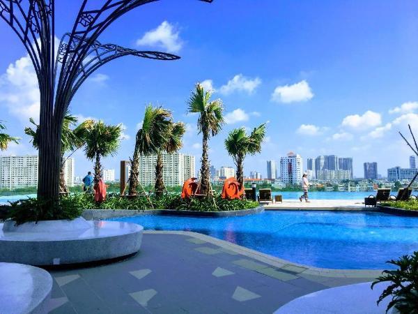 Luxury Sun Avenue Apartment Ho Chi Minh City