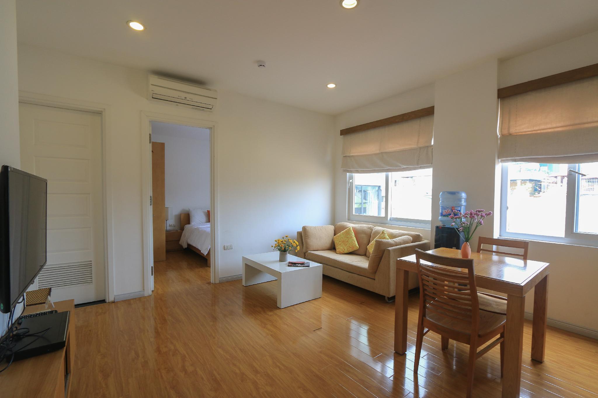 Celadon Building   1BR   Central BaDinh   Lotte HN