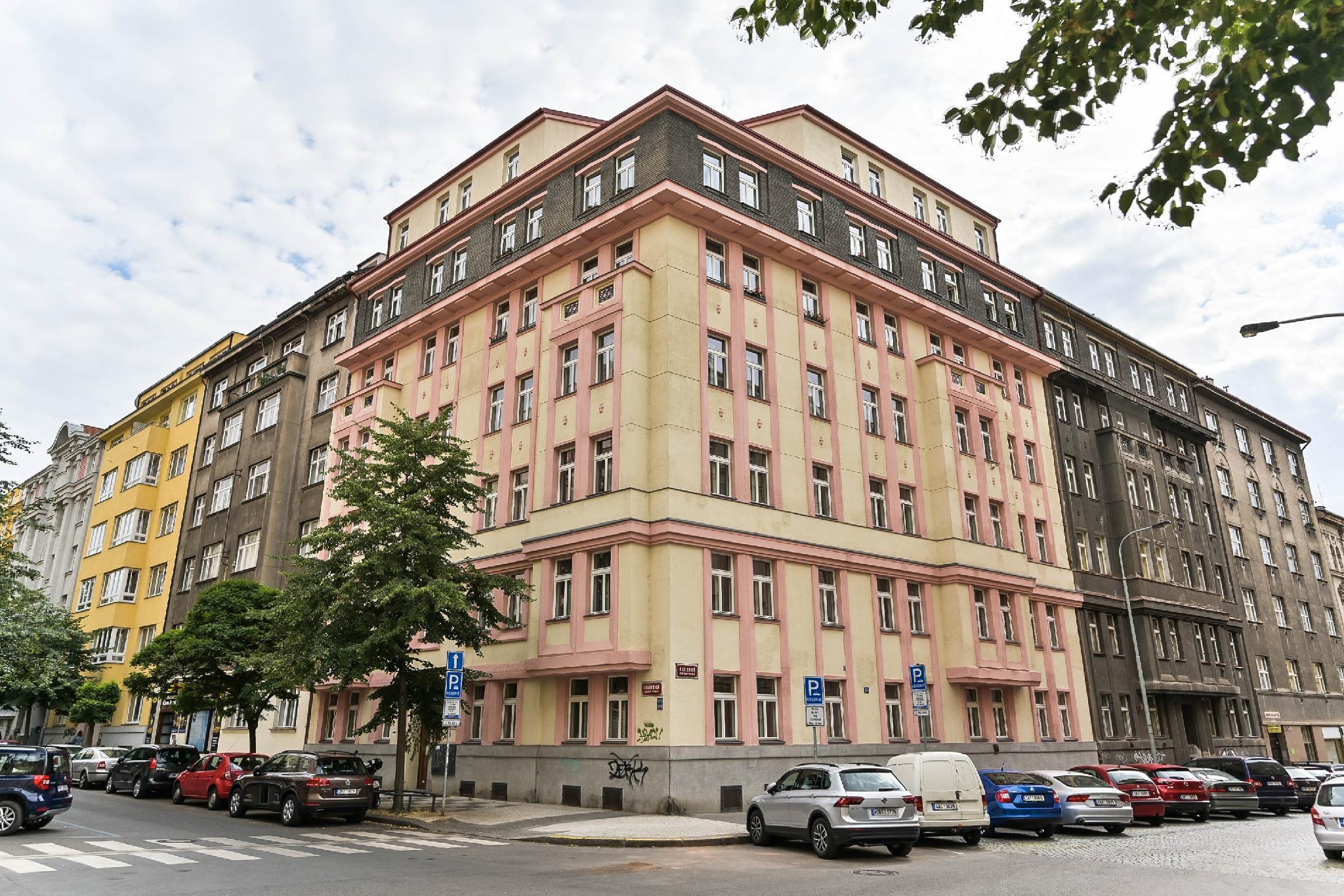 Prague Apartment Marta