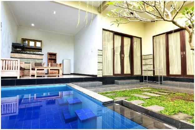 Charming Villa by the Ricefield 2BR w private pooL