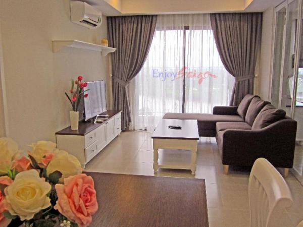 Masteri Thao Dien Luxury 2BR & 1WR  (2703) Ho Chi Minh City