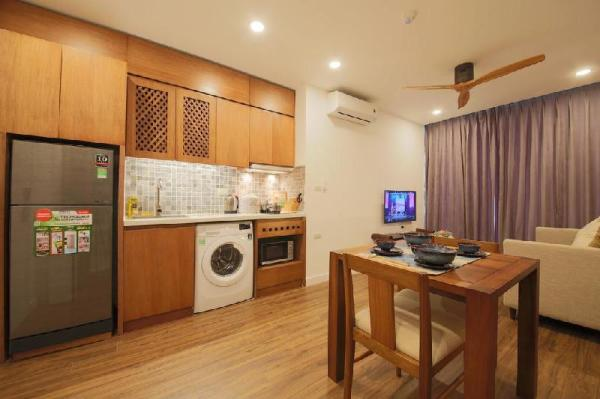 Dreamy Tropical Apartment 5min Lotte Center/Luxury Hanoi