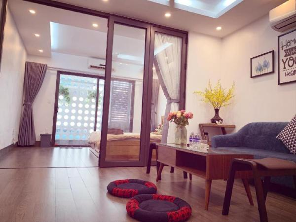New! SPACIOUS Studio, 7 mins to the old quarter 41 Hanoi