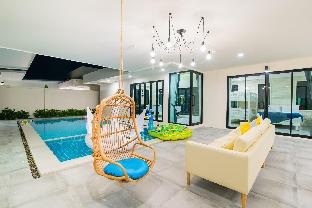 Le Villa Hua Hin Style Europe วิลลา 4 ห้องนอน 5 ห้องน้ำส่วนตัว ขนาด 235 ตร.ม. – เขาหินเหล็กไฟ