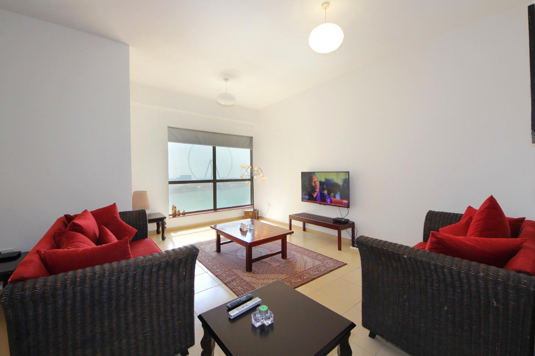 Amazing 2Bedroom In JBR   Rimal