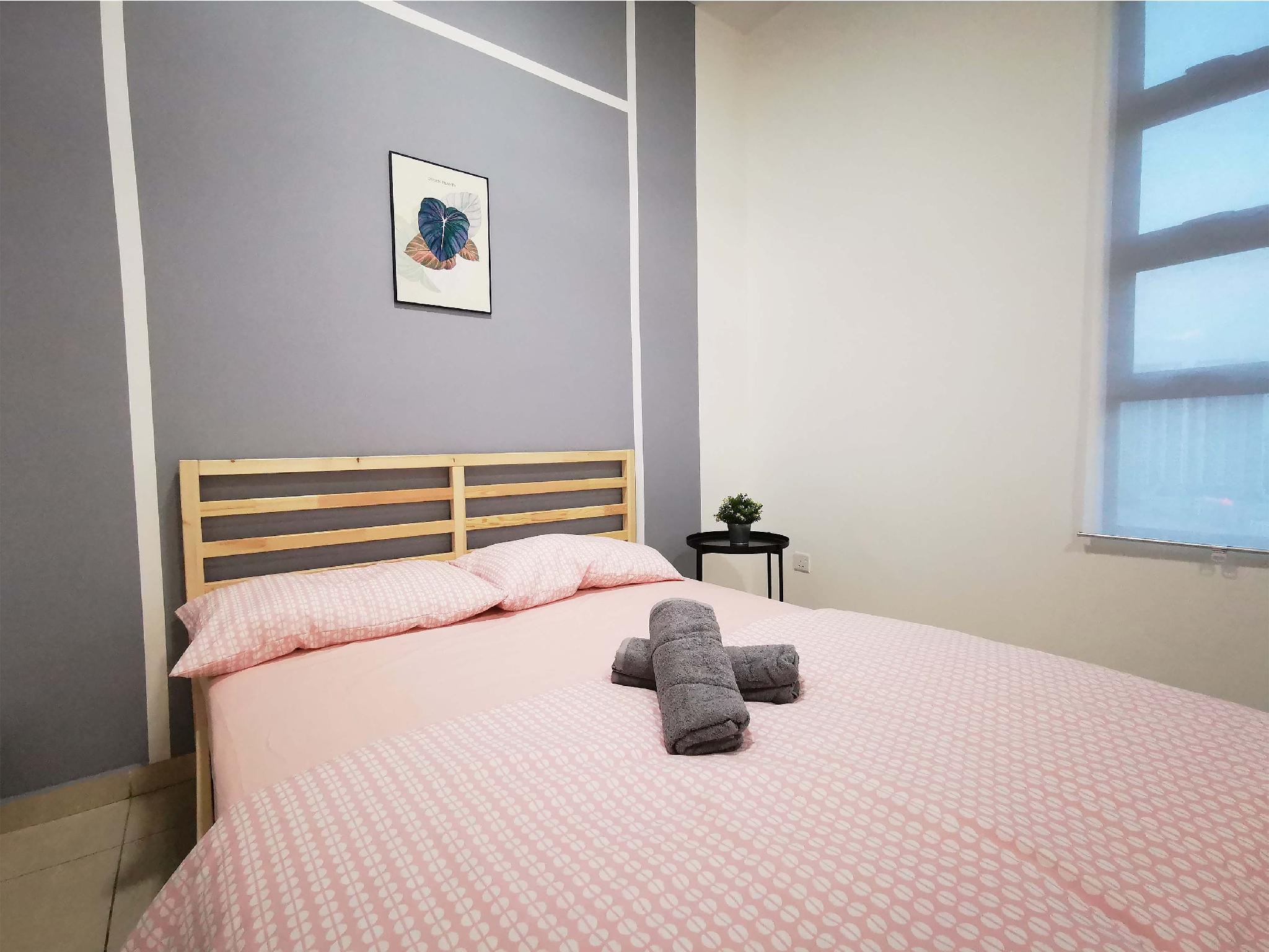 Desire Room At Bukit Indah * Aeon Mall * 1709 R1