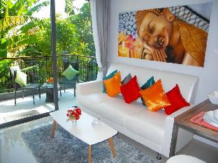 Stylish Condo in Patong ! อพาร์ตเมนต์ 1 ห้องนอน 1 ห้องน้ำส่วนตัว ขนาด 46 ตร.ม. – ป่าตอง