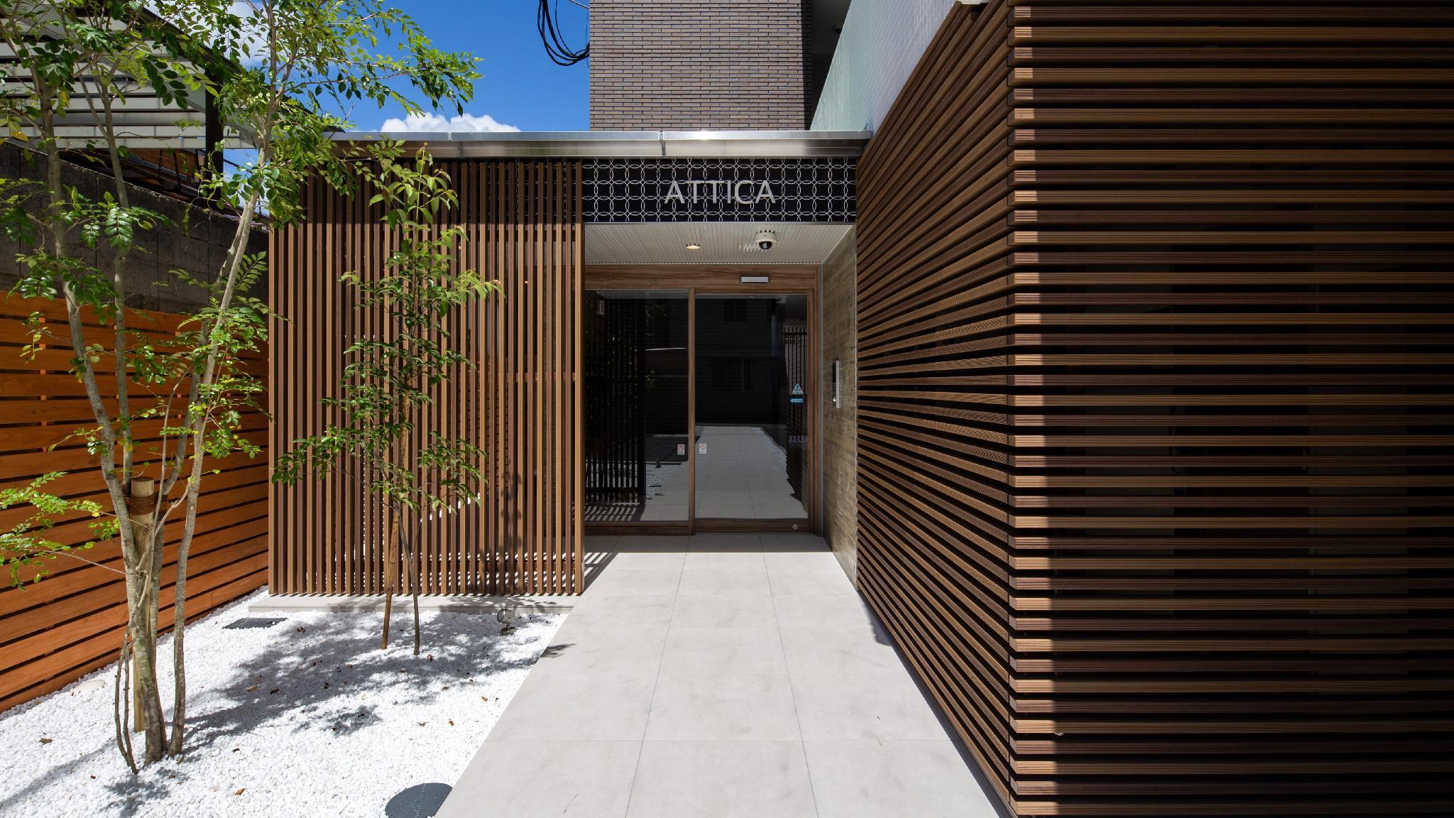 Studio Apartment ATTICA