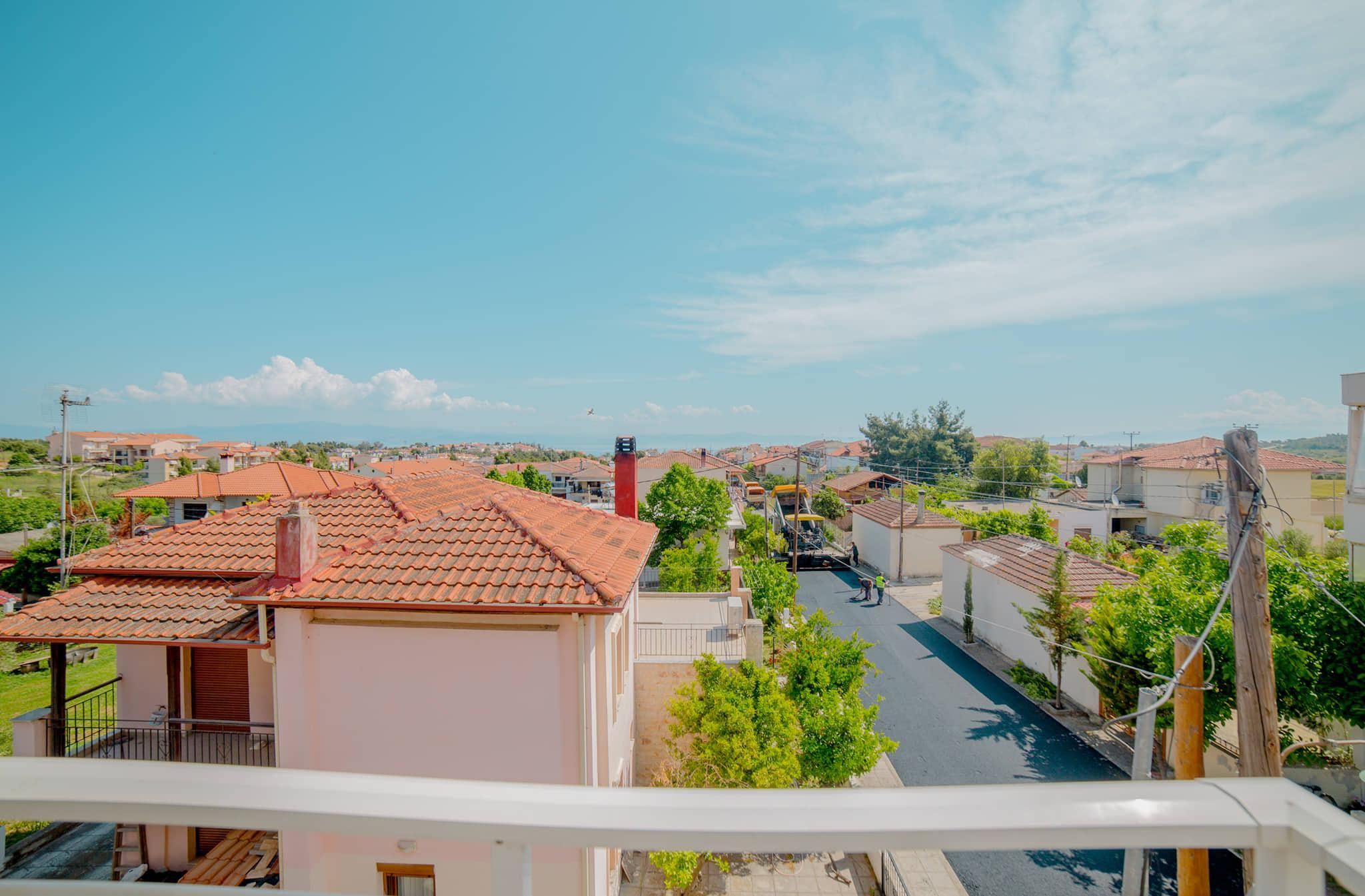 Pyrgion Apartment With Fabulous View
