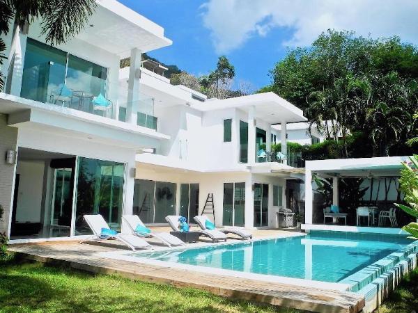 Modern Charming Pool Villa in Kata Phuket