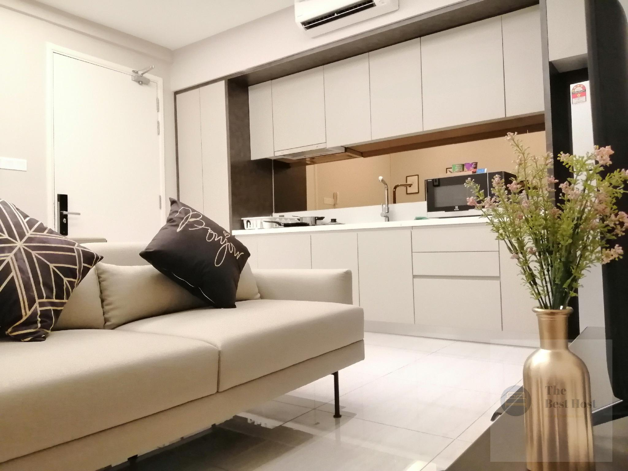 Chicly Designed Apt In Hartamas By The Best Host