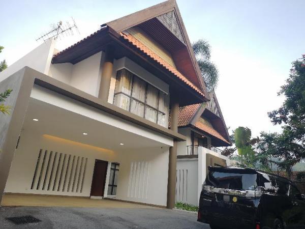 Hidden Paradise Balinese Villa Bukit Gita Bayu Kuala Lumpur
