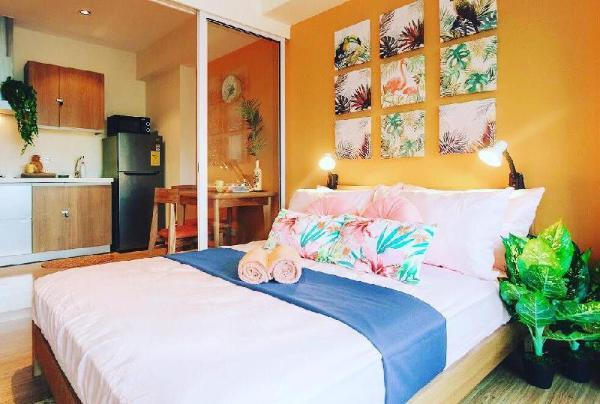 Azure Resort Flamingo Tropical for staycation 1BR Manila