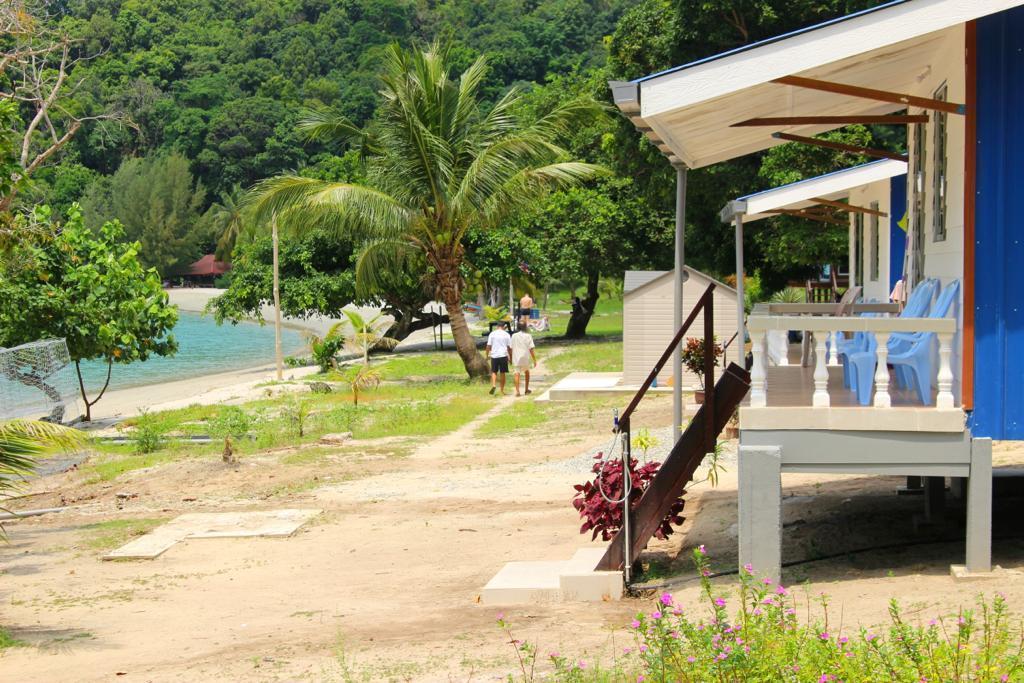 Beach Front Wild Pasir Panjang Villa