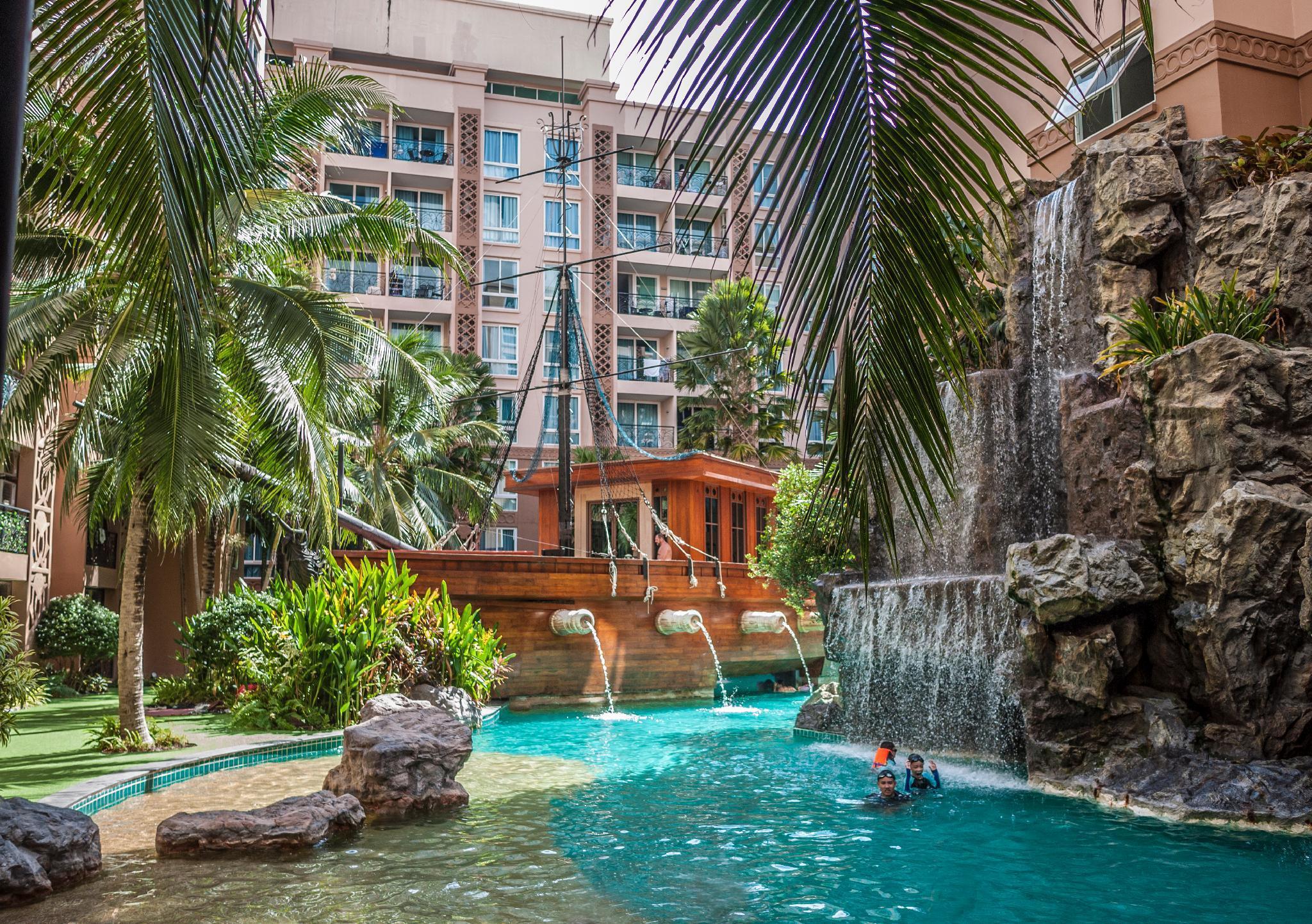 Atlantis Condo Resort Jomtien by ABG อพาร์ตเมนต์ 1 ห้องนอน 1 ห้องน้ำส่วนตัว ขนาด 36 ตร.ม. – หาดจอมเทียน