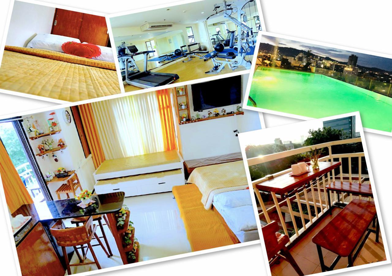 LG Cebu City Suite (WIFI+kitchenette+own balcony)