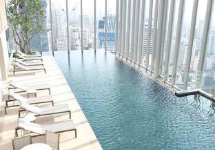 Top Skyline Infinity Pool,Bangkok City Center อพาร์ตเมนต์ 1 ห้องนอน 1 ห้องน้ำส่วนตัว ขนาด 46 ตร.ม. – สุขุมวิท