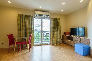[チャイナタウン]アパートメント(37m2)| 1ベッドルーム/1バスルーム 1BR Balcony/5min from MRT/China town/Yaowarat/GOB
