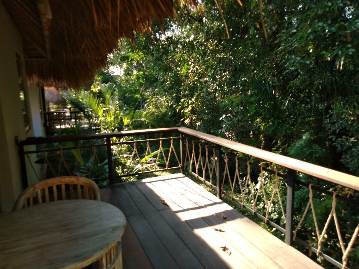 Jungle Rice Field View Villa Room Two