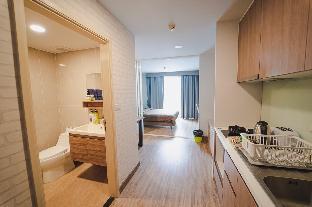 [スクンビット]アパートメント(35m2)| 1ベッドルーム/1バスルーム Brand new condo, BTS Punnawithi 3mins Walk!!!