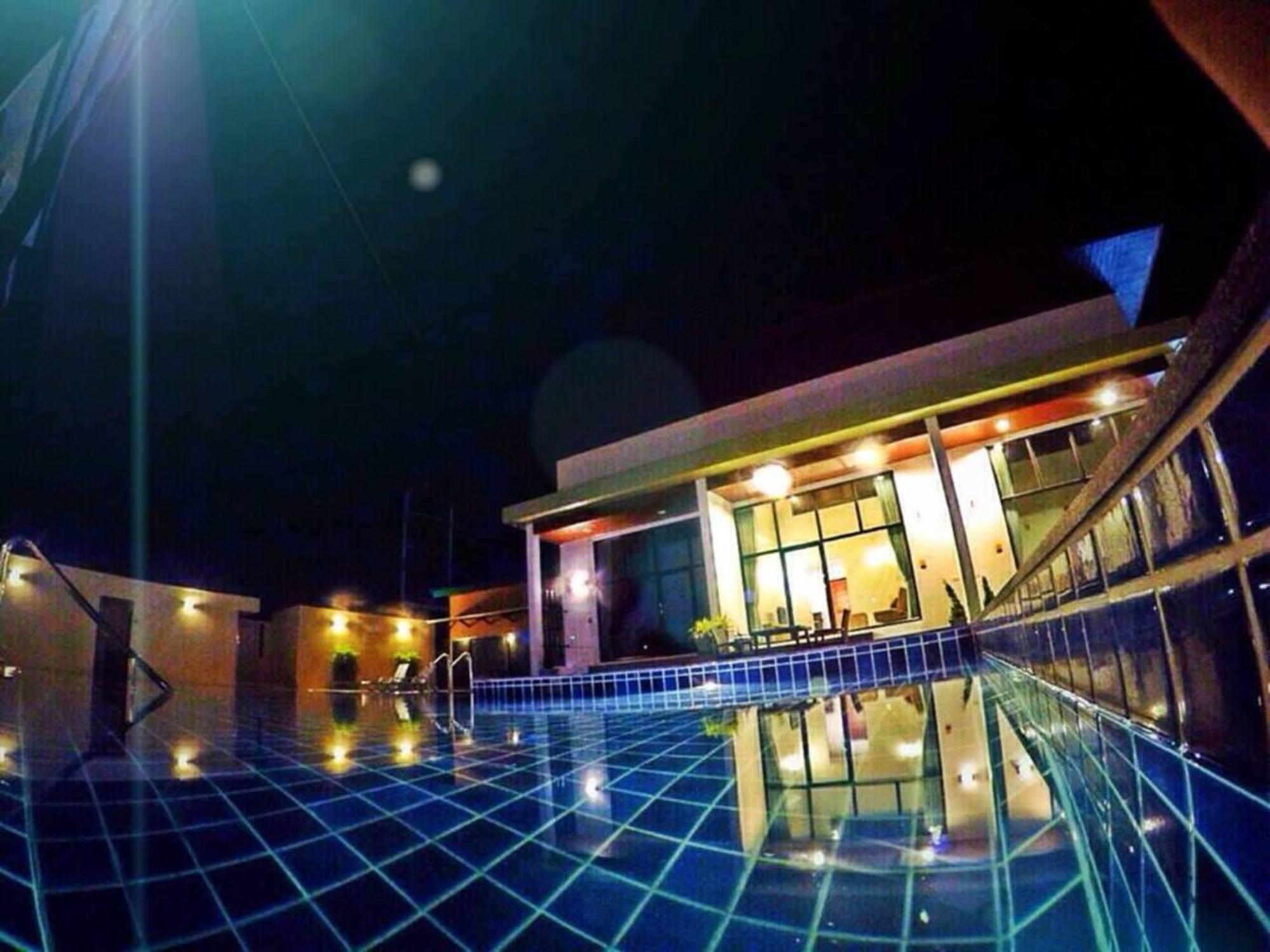 Goodtimes Pool Villa 2(Walk To Beach) วิลลา 2 ห้องนอน 1 ห้องน้ำส่วนตัว ขนาด 200 ตร.ม. – ทองผาภูมิ