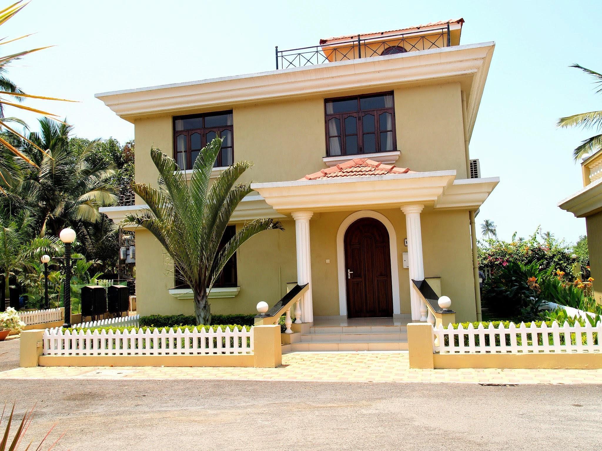 TripThrill Majestic Palm 4BHK Villa.