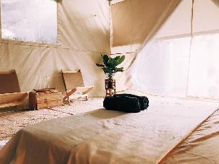 [アンパワー]バンガロー(16m2)| 1ベッドルーム/1バスルーム MaeKlong LongStay Tent 02