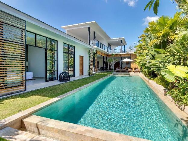 Brand New Chic 3BR villa in Canggu - Villa Jaanuva