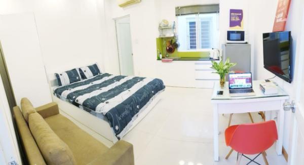 Tripporo - Green house - Studio Ho Chi Minh City