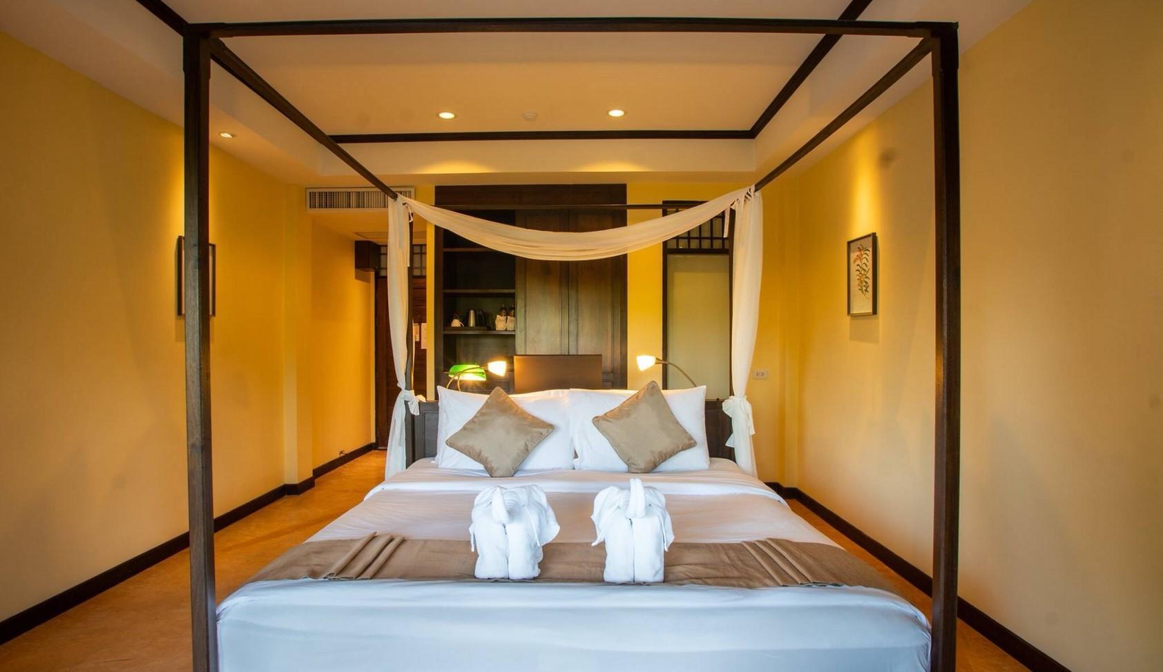 Lanna Country Resort 25BR w/ Pool & Breakfast วิลลา 21 ห้องนอน 21 ห้องน้ำส่วนตัว ขนาด 3324 ตร.ม. – สุเทพ