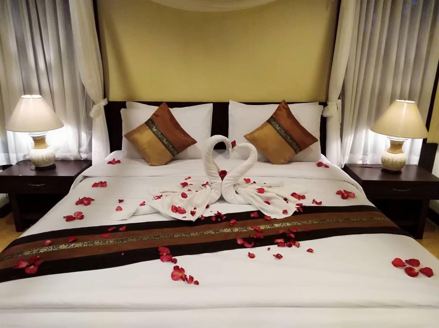 Lanna Country Resort 32BR w/ Pool & Breakfast วิลลา 21 ห้องนอน 21 ห้องน้ำส่วนตัว ขนาด 3324 ตร.ม. – สุเทพ