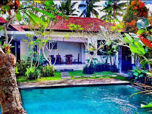 AUDREY D' UBUD, 2 Bedroom villa with Private Pool