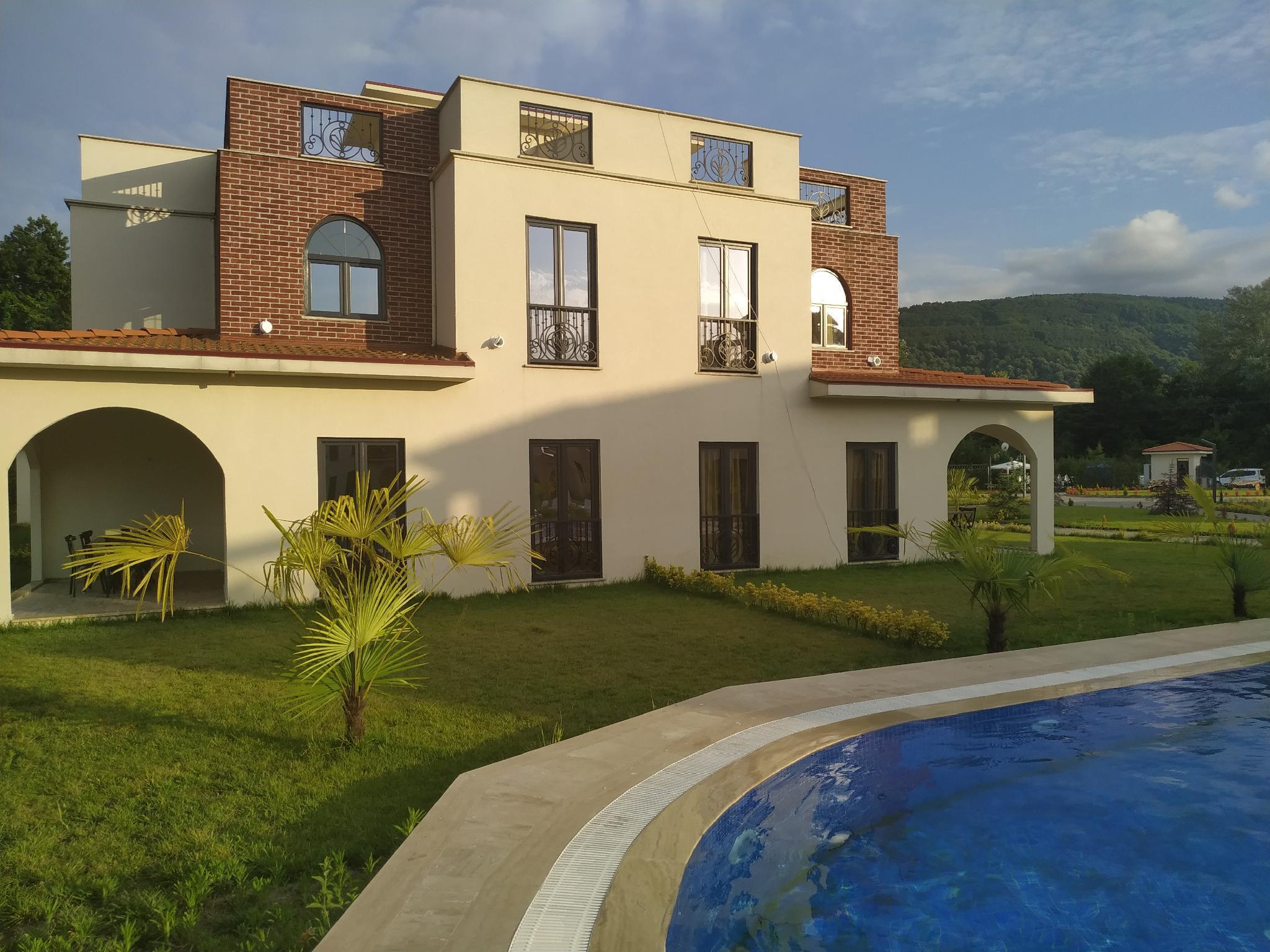 Sapanca Three Beedroom Deluxe Villa