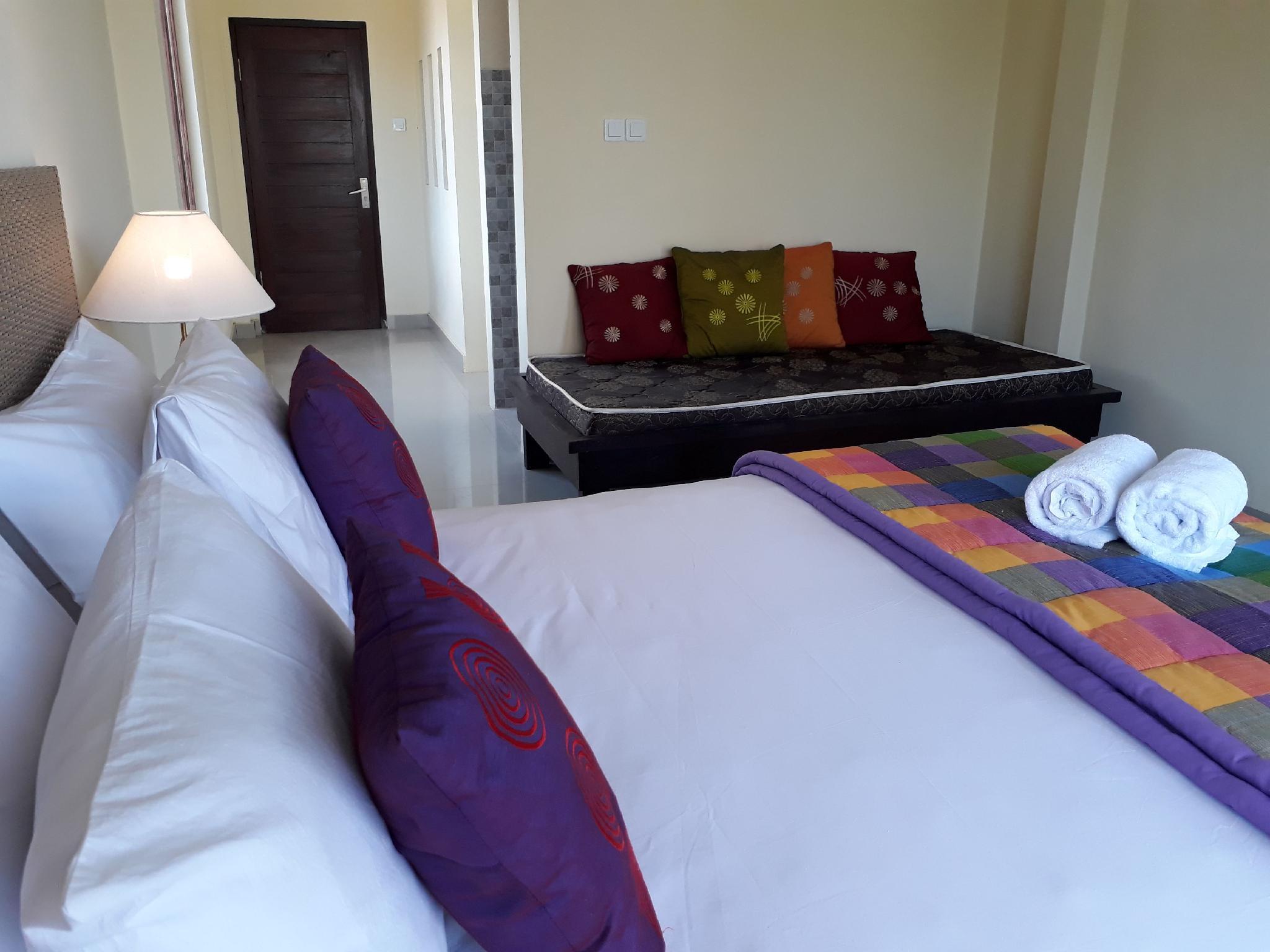 New Apartement 40 Meter In Ubud Facing To Garden