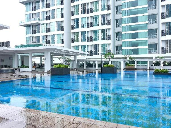 OYO Home 1075 Beautiful 1BR Scott Garden Kuala Lumpur