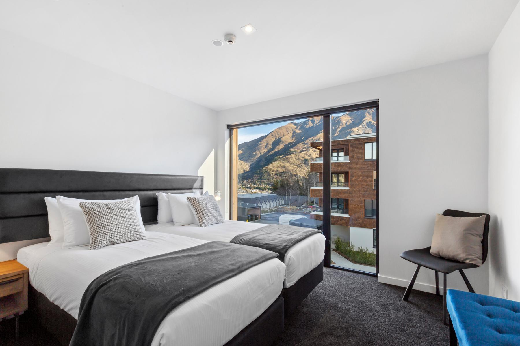 Awa Apartment @ The Base Of Coronet Peak