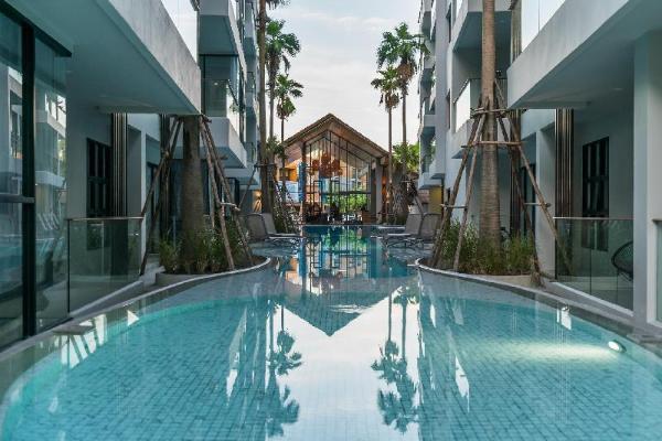 Palmyrah - New condo near Surin beach Phuket