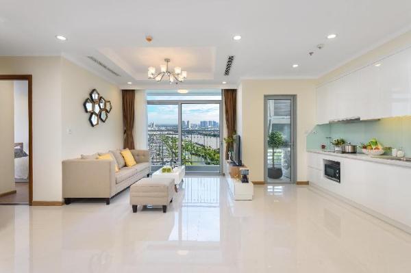 Vinhomes Central Park 3 Bedroom For Rent Day Ho Chi Minh City