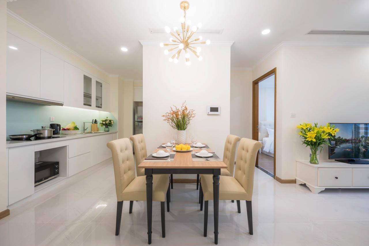 Vinhomes Central Park Landmark 1 Br For Rent Day