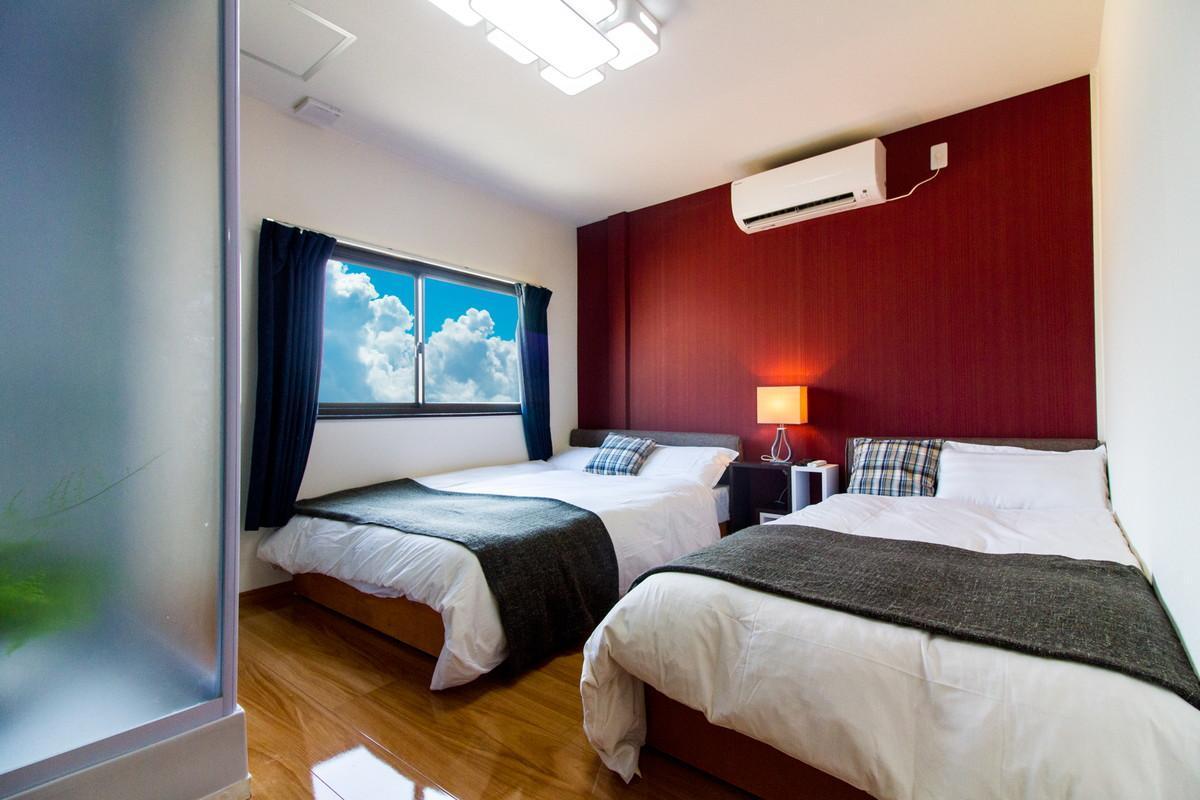 401 Sakuragawa Trusty Hostelandhotel 3person Room