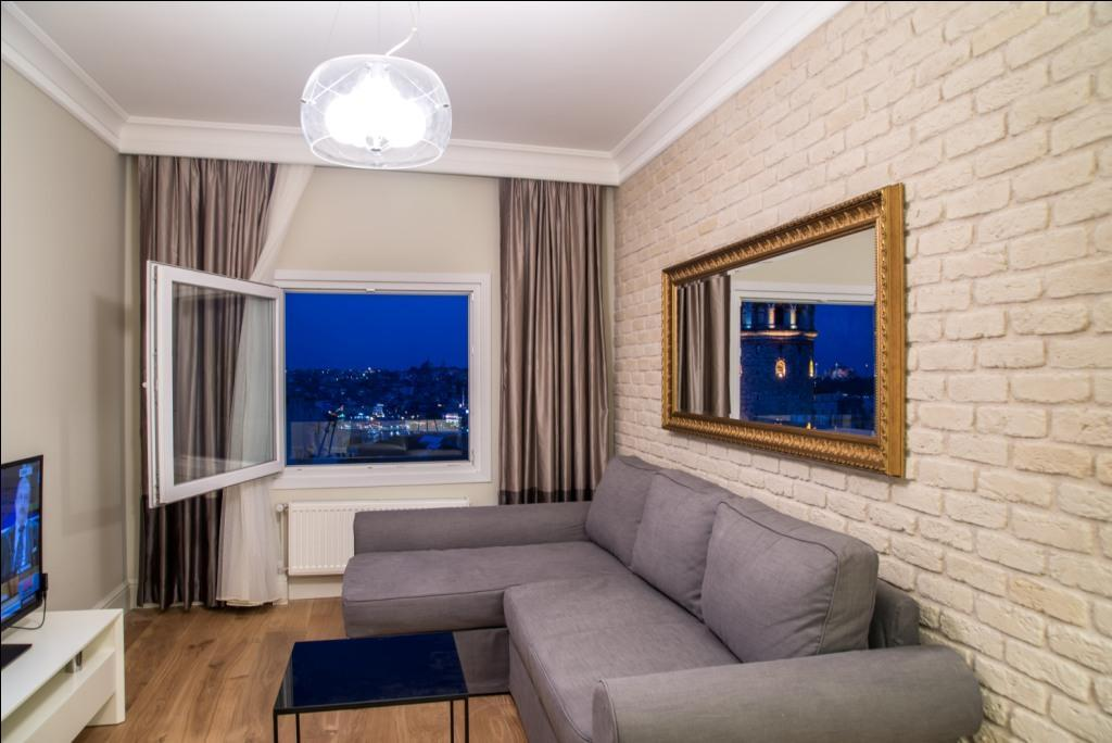 Exclusive Apartment With Sea View And Galata Tower
