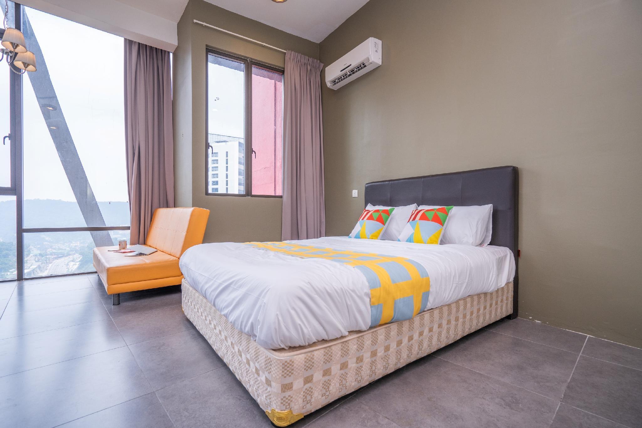 OYO Home 43981 Studio Empire Damansara Soho