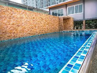 [ムアン/パークナム]アパートメント(22m2)| 1ベッドルーム/1バスルーム 1R1B1S/F2030507 Suwatchai garden,Service Apartment