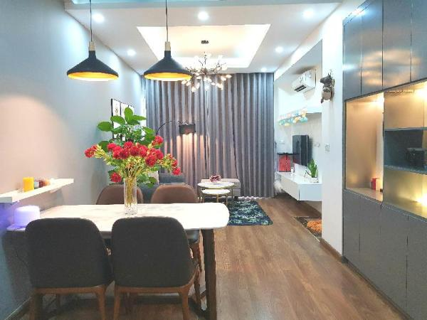 Luxury Apt*2br/Nearby Royal city/pool/gym/spa Hanoi