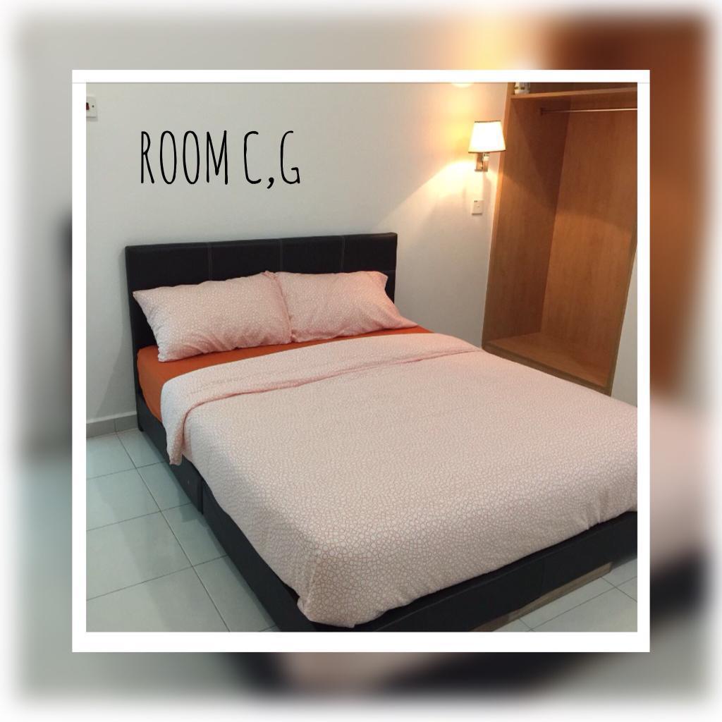 W Residences Double Room  Room C