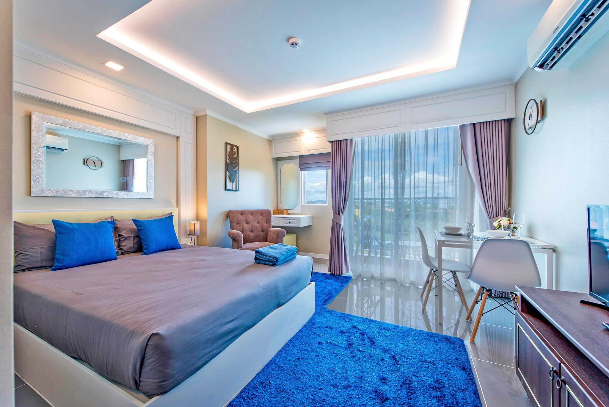 FANCY STUDIO For Rent In Orient Resort And Spa